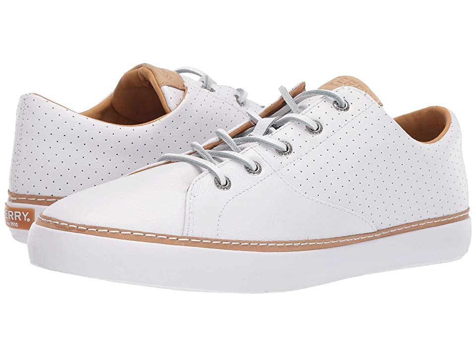 Sperry Gold Cup Haven (White) Men