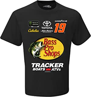 Checkered Flag Men's 2019 NASCAR Uniform Sponsor T-Shirt