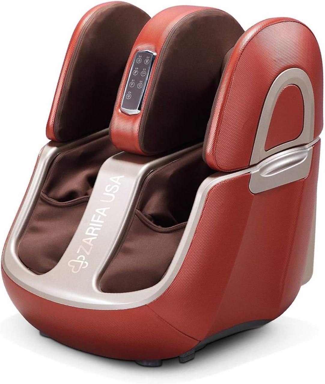Zarifa USA Z-Smart Electric Shiatsu Spa wi Leg Massager Washington Mall Foot and Recommended