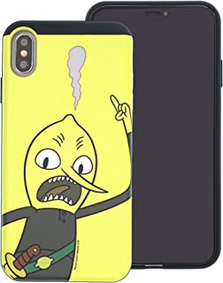 lemongrab iphone case