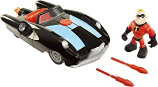 incredibles toy car