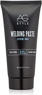 AG Hair Cosmetics AG Hair Cosmetics Welding Paste Extreme Hold for Unisex 3 oz Paste, 90 ml