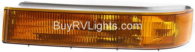 Fleetwood American Tradition 2004-2007 RV Motorhome Left (Driver) Replacement Turn Signal Light Front Lamp