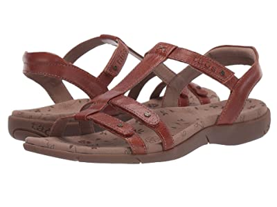 Taos Footwear Trophy 2 (Brick) Women