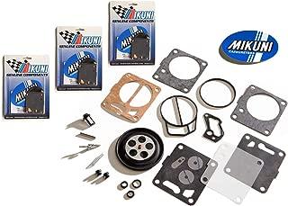 Genuine Mikuni Triple Carb Carburetor Rebuild Kit Yamaha SUV GP XL 1200 GP1200