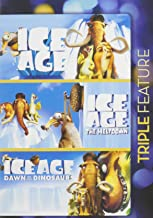 Ice Age / Ice Age The Meltdown / Ice Age Dawn of the Dinosaurs Triple Feature