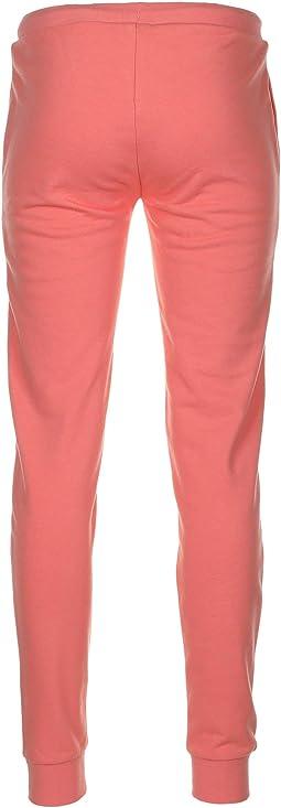 Pink Dark Peach/White