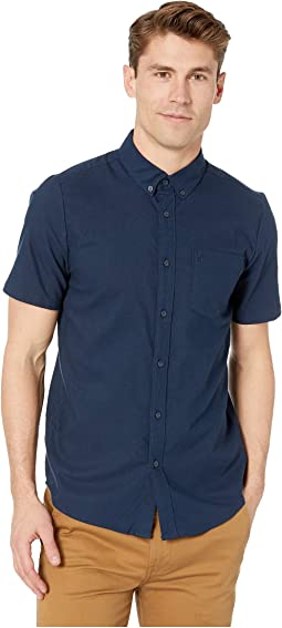 Everett Oxford Short Sleeve