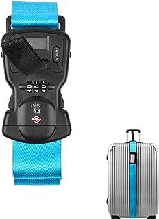 tsa approved luggage straps