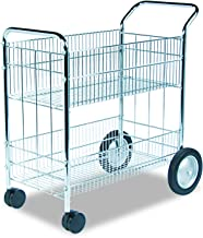 Best fellowes wire mail cart Reviews