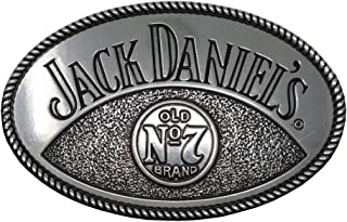 JACK DANIELS OFFICIALLY LICENSED BELT BUCKLE