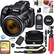 nikon coolpix p1000 black 125x optical zoom camera
