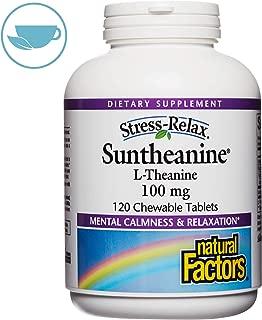 Best suntheanine stress relax Reviews