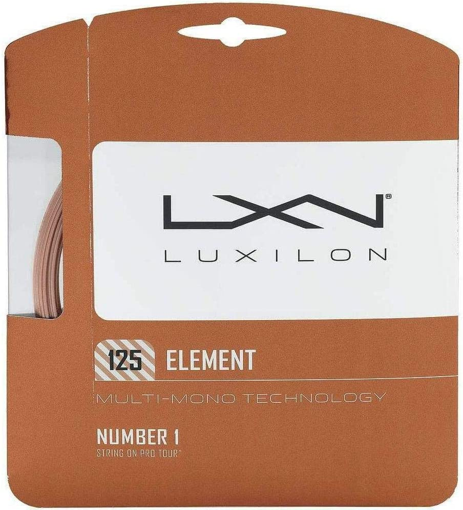 LUXILON Element High quality Tennis Free shipping / New Bronze String