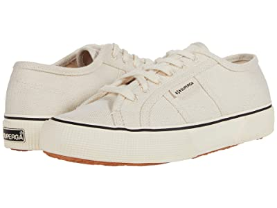 Superga 2490 Organic Cotton Hempu Sneaker (Off-White) Women