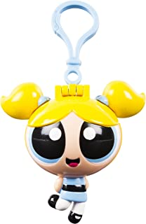 The Powerpuff Girls, Flick N Reveal Keychain, Bubbles, by Spin Master
