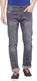 Ben Martin Men's Regular Fit Denim Jeans(BM-JNS-D.Grey)