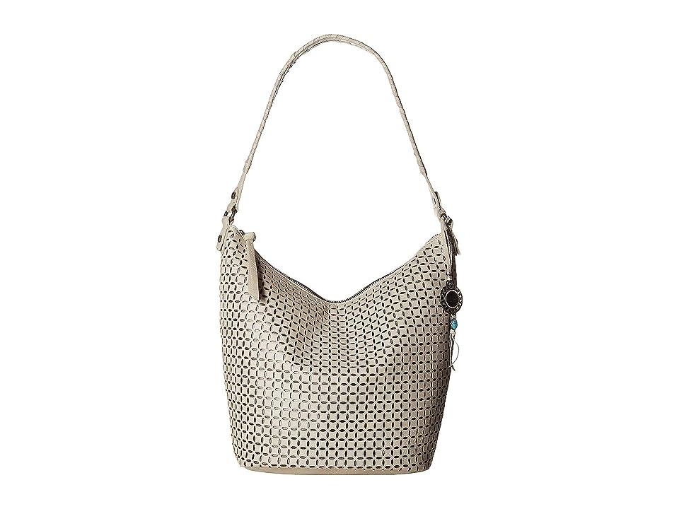 The Sak Spruce Hobo (Stone Perf) Hobo Handbags