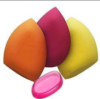 Benols Beauty 3 Pcs Makeup Sponge Set - Perfect Beauty Blender Set for Foundation Blending - Your Makeup Sponge Blender Se...