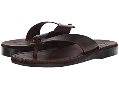 Jerusalem Sandals Solomon (Brown) Men
