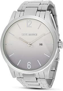 Steve Madden Ombré Style Dial Link Men's Watch (SMW251)