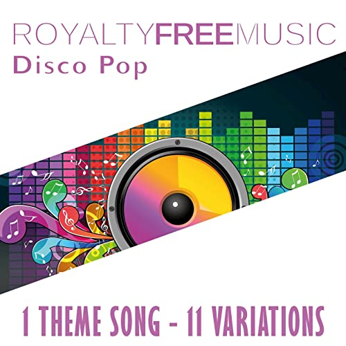 Disco Pop, Var  7 (Instrumental) by Royalty Free Music Maker