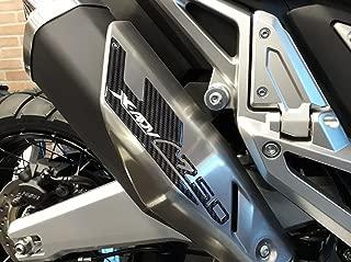 RONSHIN Accesorios para Motos Profesionales Kickstand Sidestand Stand Extension Enlarger Pad para Honda X-ADV Titanium Color
