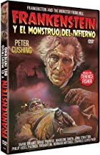 Frankenstein y el Monstruo Del Infierno DVD 1974 Frankenstein and the Monster from Hell