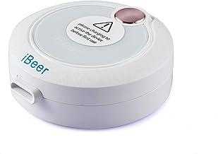 Chopeira Portátil iBeer Com Bateria Interna Para Latas E Garrafas + Cabo (Branco)