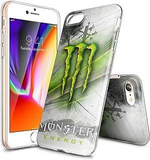 coque iphone xs monster energy