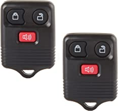 cciyu Replacement fit for Keyless Entry Remote Fob Ford/Lincoln/ Mazda/Mercury Series CWTWB1U331 (Pack of 2)