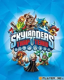 Skylanders TRAP TEAM ( BOX 12 Single Characters ) WAVE 2