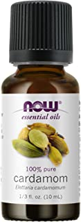 Now Foods Now Essential Oils, Oil, Spicy and Warm Aromatherapy Scent, 100% Pure, Steam Distilled Child Resistant Cap, 10 m...
