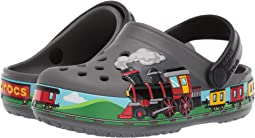 CrocsFunLab Train Band Clog (Toddler/Little Kid)