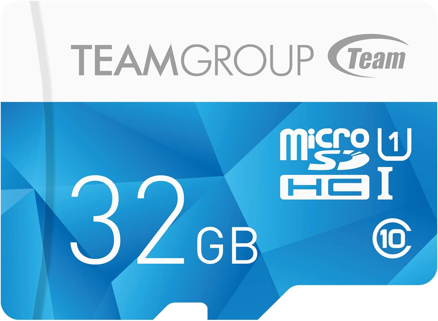 TEAMGROUP Color Card I 32GB MicroSDHC Class 10 UHS-I U1 High Speed Flash Memory Card - Read up to 80MB/s for Full HD Camera Recording Shooting, Smartphone (TCUSDH32GUHS02)