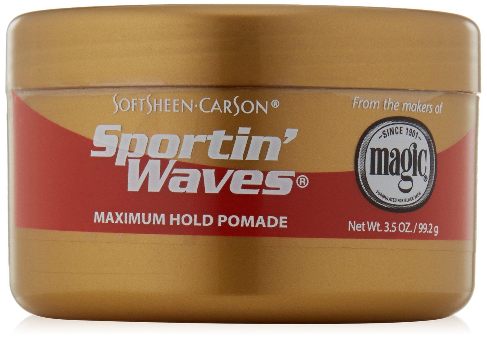 SoftSheen Carson Sportin Waves Maximum Pomade
