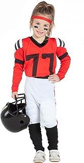 Banyant Toys, S.L. Disfraz DE JUGADORA DE Rugby Rojo