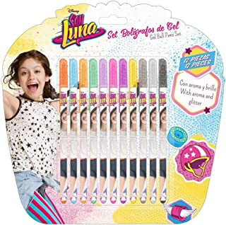 Soy Luna – Set with 12 Pens (SAFTA 311626785)
