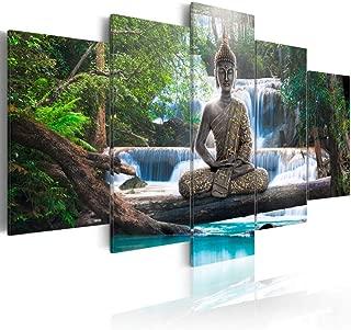 cheap buddha canvas