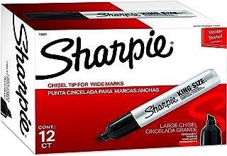 جعبه شارپی 15001 جعبه 12 نشانگر دائمی اندازه Sharpie Pro King اندازه