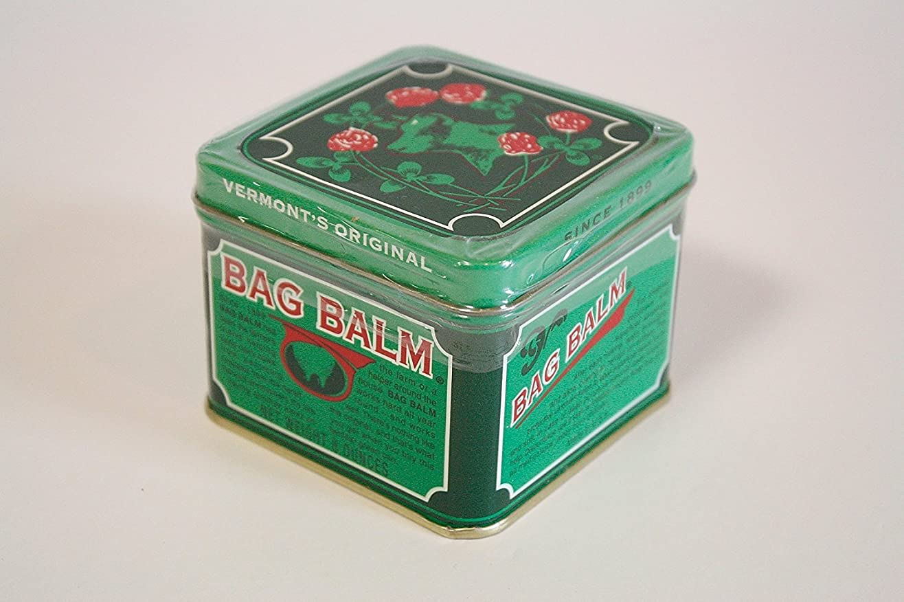 猫背電話する出口Bag Balm バッグバーム 8oz 保湿クリーム Vermont's Original バーモントオリジナル[並行輸入品]