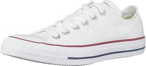 zapatillas converse blancas hombre tela
