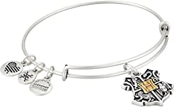 Harry Potter Hogwarts Two-Tone Bangle