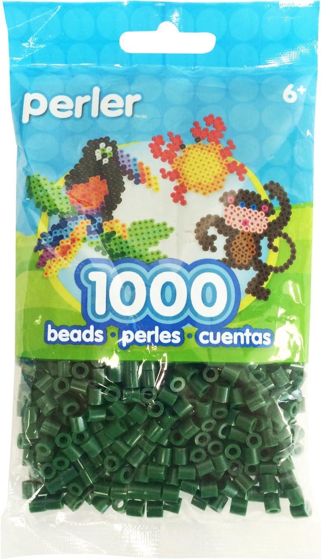 Bulk free Buy: Perler Beads Evergreen Count 000 Pack 1 famous 6