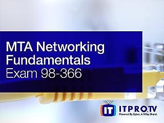MTA Networking Fundamentals Exam 98-366