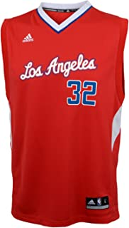 NBA Los Angeles Clippers Blake Griffin #32 Youth Replica Road Jersey, Red