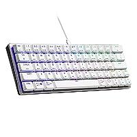 Deals on Cooler Master SK620 Sliver White Mechanical Keyboard