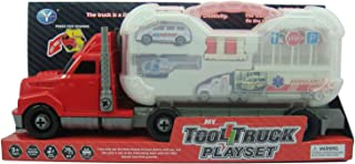 Chamdol Ambulance Truck Playset - 3 Years and Above