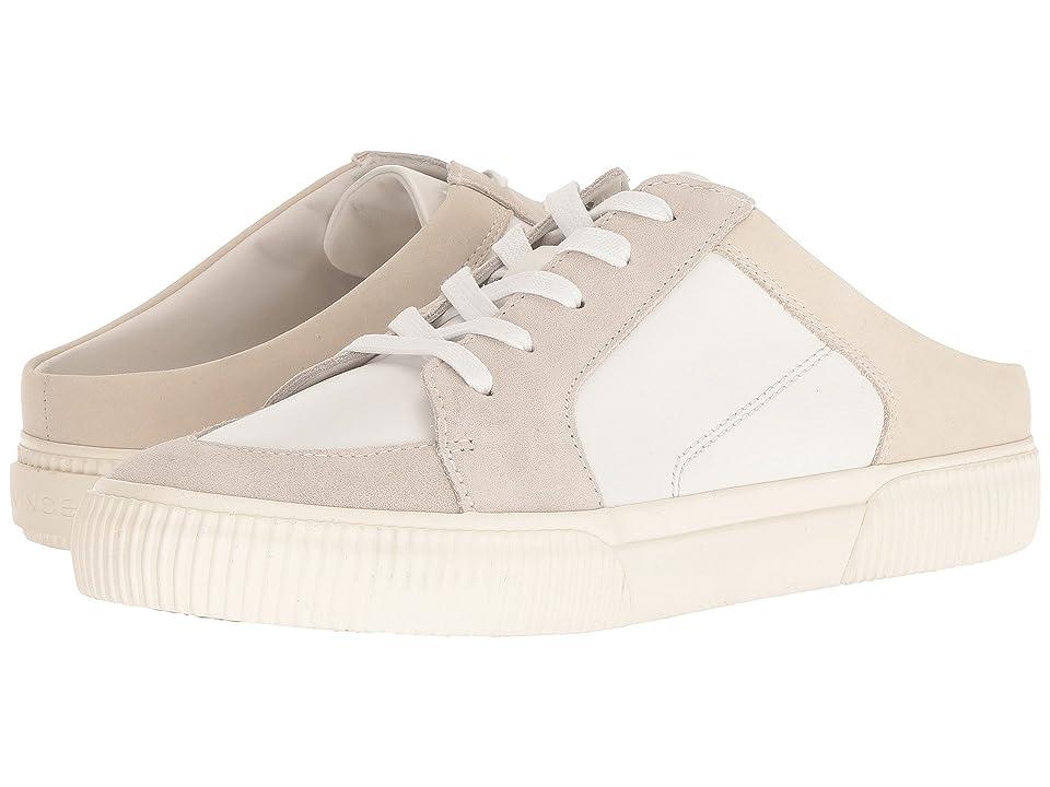 Vince Kess (Horchata Coco Sport Suede) Women's Shoes, Beige