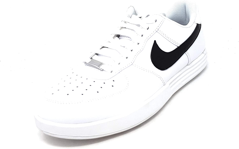 Nike Lunar Force 1 G White Black